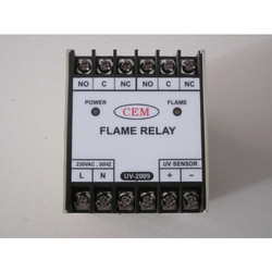Flame Relay Switch