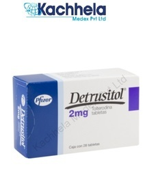 Detrusitol 2mg Tablet