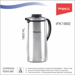 Thermosteel Flask (IFK 1900)
