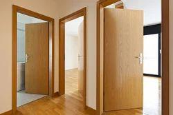 Rectangular WPC Door Frame