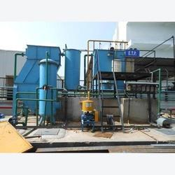 Carbon Steel Semi- Automatic Industrial Effluent Treatment Plant