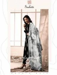 Sudriti Presents Cotton Salwar Kameez