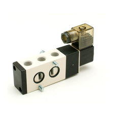 Actuator and Solenoid Valve