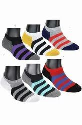LOAFER STRIPED SOCKS
