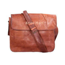 443985ed1e Vintage Leather Bags - Leather Executive Bag Manufacturer from Udaipur