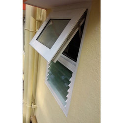 Top Hung Ventilator Window