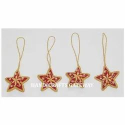Christmas Hanging Ornament Star