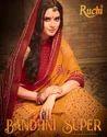 Exclusive Bandhani Saree