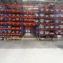 Paint Coated Heavy Duty Storage Rack