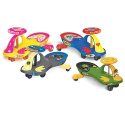 ABS Plastic Eco Magic Car Combo, For School/Play School, Model Name/Number: 51169