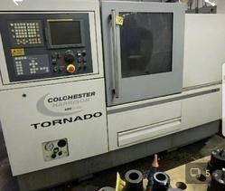 Colchester Tornado 600 CNC lathe Machine