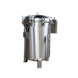 Vertical Jacketed Autoclave