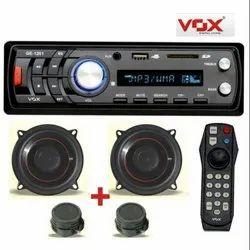 VOX Combo Car Stereo