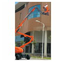 Self Propelled Articulating Aerial Boom Lift