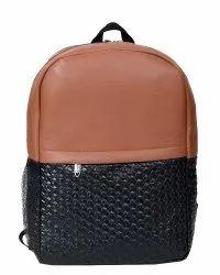 Kelvin Planck Black 18 L Laptop Shoulder Backpack for College Student