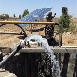 5hp AC Solar Water Pumping System