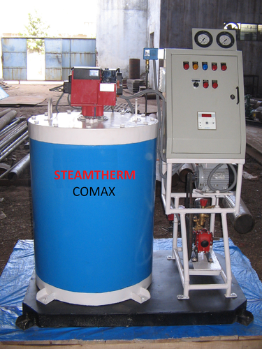 Coil Type Diesel/Gas Fired Hot Water Boiler at Rs 110000 /unit   Gas ...