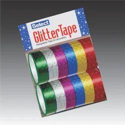 Premier Glitter Holographic Tape Pouch