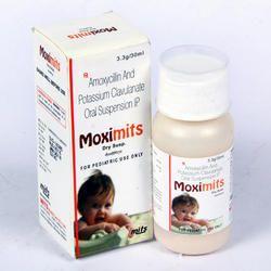 Amoxycillin  & Potassium Clavulanate