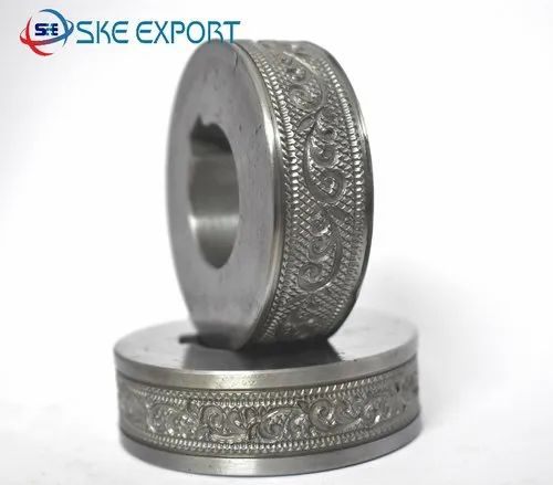 SKE Custom Jewelry Embossing Roller for Bracelet