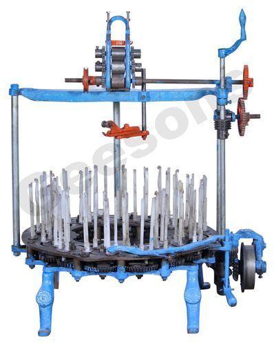 32 Spindle Braiding Machine at Rs 11000 /each | Braiding Machines ...