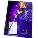 Rangoli Gold Golden Foil Rose