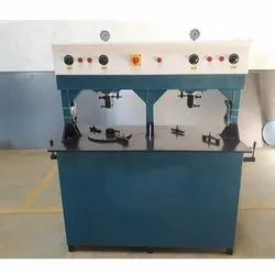 PPM8 Heavy Duty Double Die Hydraulic Machine