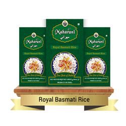 Maharani Royal Basmati Rice