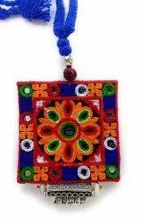 FJ004 Fabric Jewelry