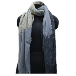 Ombre Valentino Lace Scarves