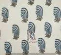 Multi Color Hand Block Print Mugal Buta Cotton Fabric