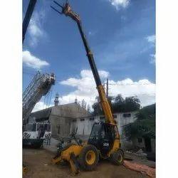 Mobile Telescopic Crane Rental