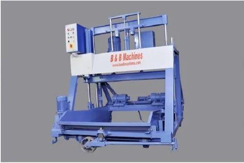 Automatic Concrete Block Making Machines