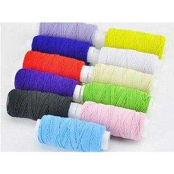 VNL Jacquard Covered Rubber Thread, For Garments