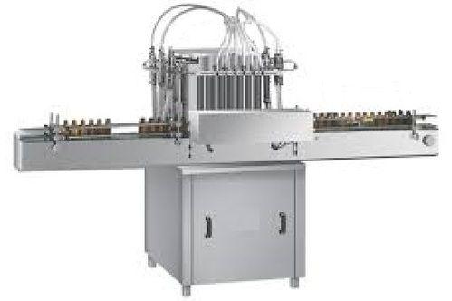 Four Head Liquid Filling Machine