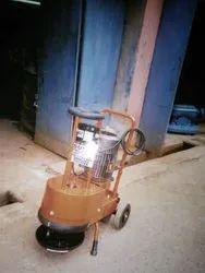 Metal Body Floor Polishing Machine, Automation Grade: Semi-automatic, 3 Marble