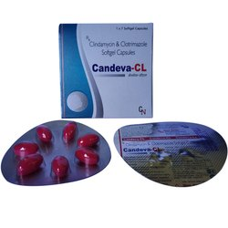 Candeva CL Softgel Capsules
