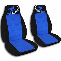 Blue Car Seat Cover
