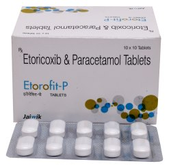 Etoricoxib 60 Mg & Paracetamol 325 Mg Tab