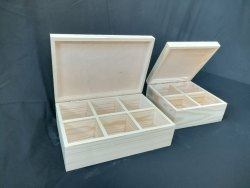 Wooden Precision Tool Box