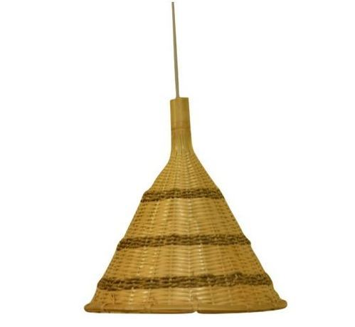 Triangle shaped hanging bamboo lamp shade decorative lamp shades triangle shaped hanging bamboo lamp shade mozeypictures Images