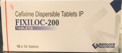 Cefixime 200 mg Dispersible