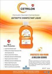 Antiseptic Desenfactant