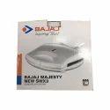 White Bajaj Sandwich Toaster, Bajaj Majesty New Swx3