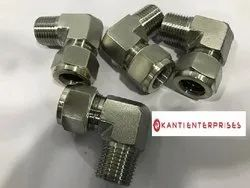 Titanium Instrumentation Fittings