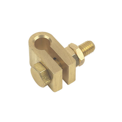 D Type Rod To Cable Lug Clamp