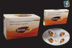 Cholecalciferol Softgel Capsules