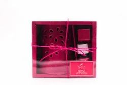 AuraDecor Electric Diffuser Gift Set with 10mL Aroma Oil