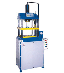 100 Ton Four Column Type Workshop Hydraulic Press