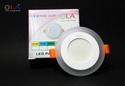 3 +2 W Plastic 3 + 2 W Dual Colour Lights, For Indoor, Decorations